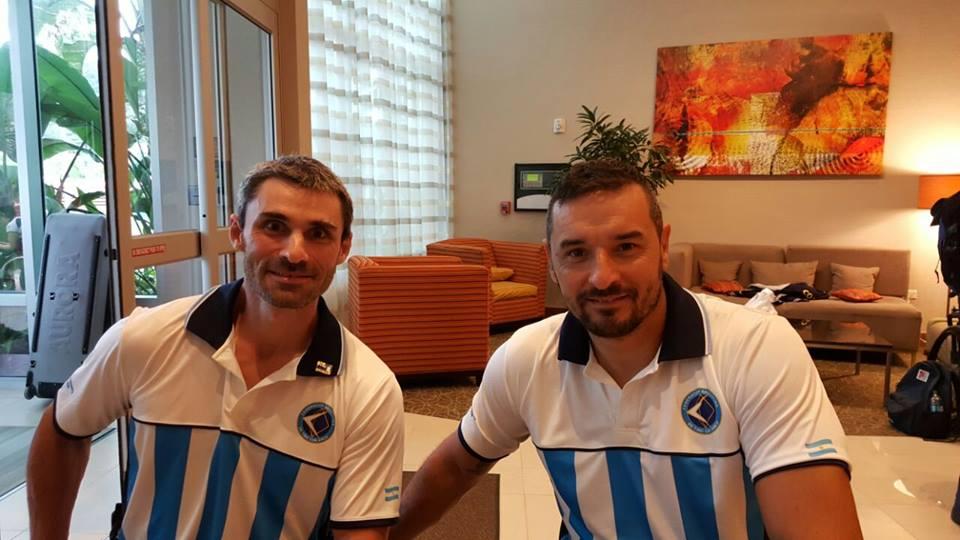 Tiro con arco: Argentina se prepara para el debut en Puerto Rico