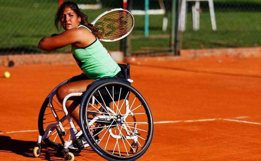 Tenia adaptado: Florencia Moreno, finalista en Israel
