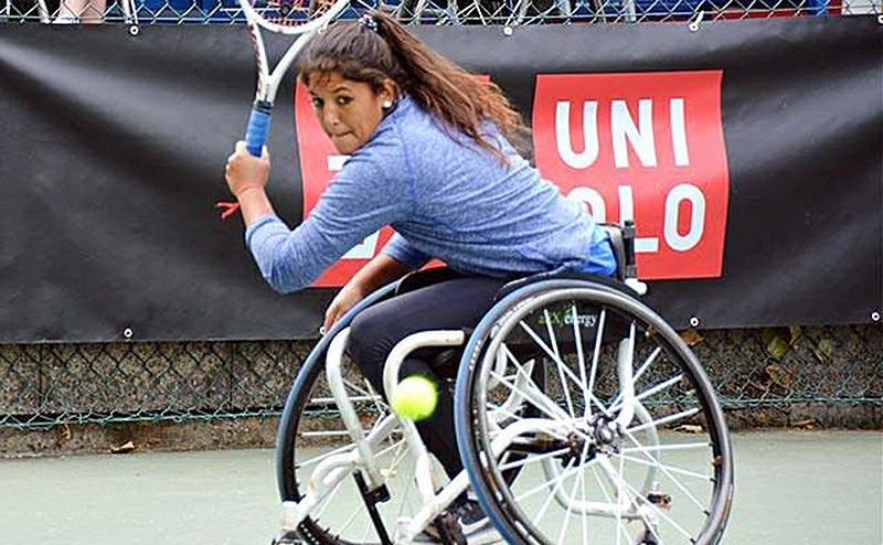Tenis adaptado: Florencia Moreno y un ranking histórico para la Argentina