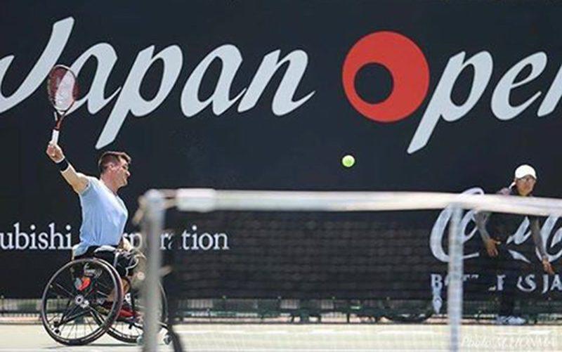 Tenis adaptado: sólido debut de Gustavo Fernández en Corea