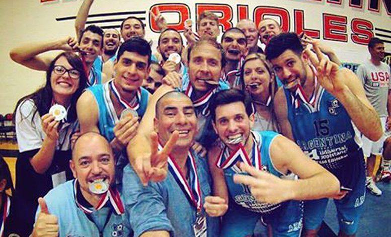 Básquetbol para sordos: Argentina ya conoce el fixture de las Sordolimpiadas