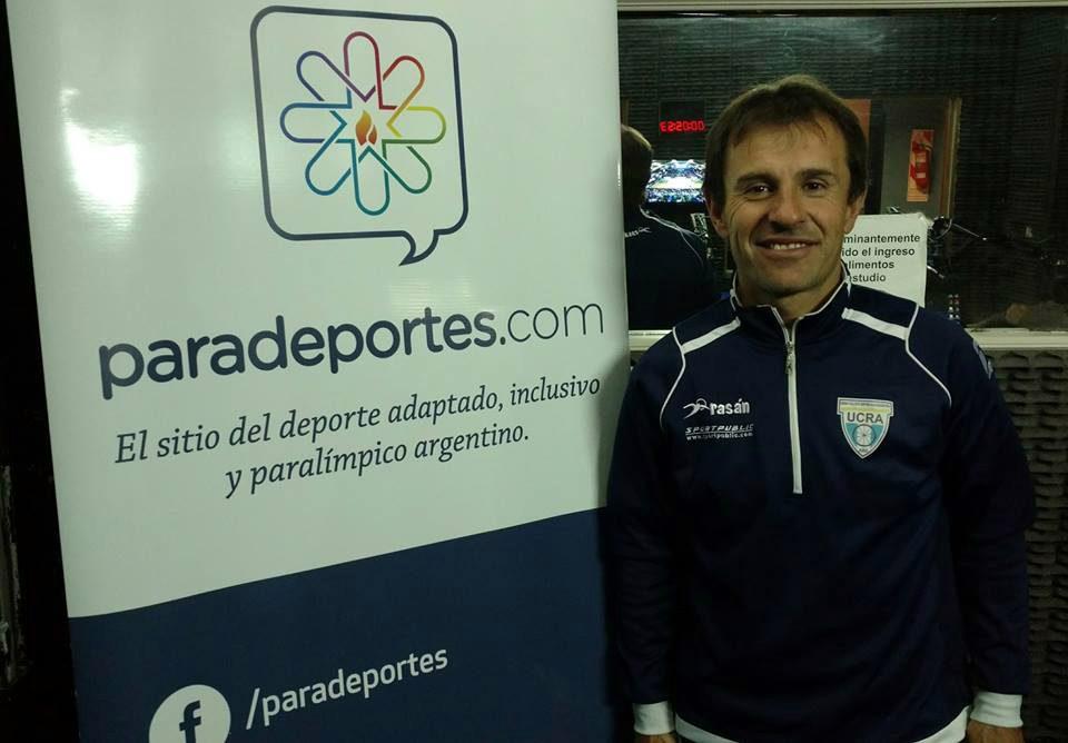 """Martín Ferrari en Paradeportes Radio: """"Le tengo mucha fe a Mariela Delgado para el Mundial"""""""