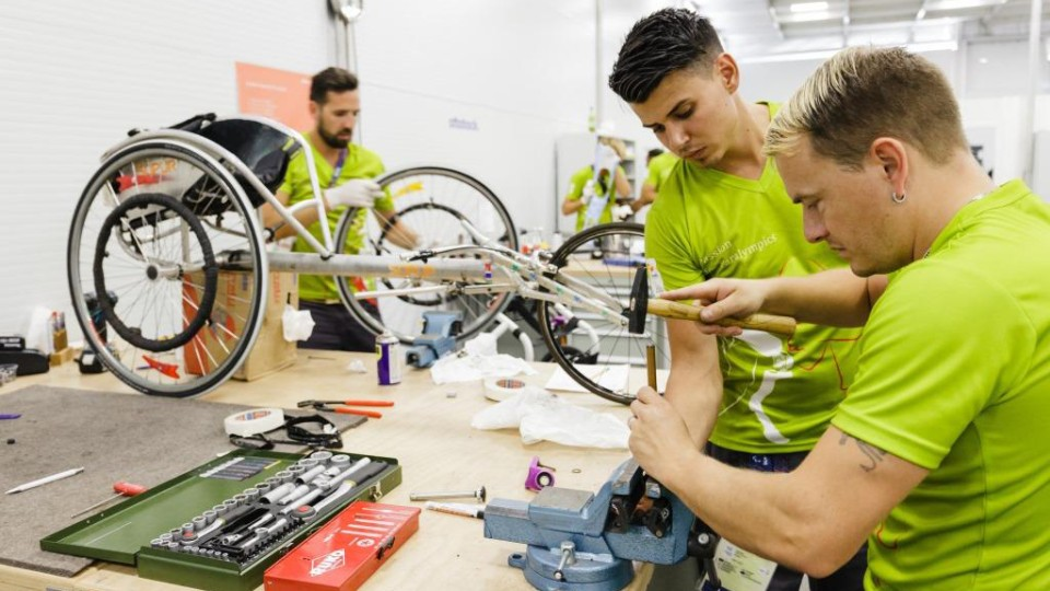 Para-atletismo: Ottobock se prepara para asistir a los competidores en Londres 2017