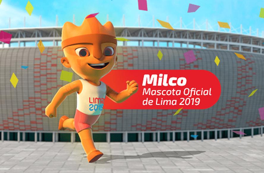 Milco, elegido mascota de los Juegos Parapanamericanos Lima 2019