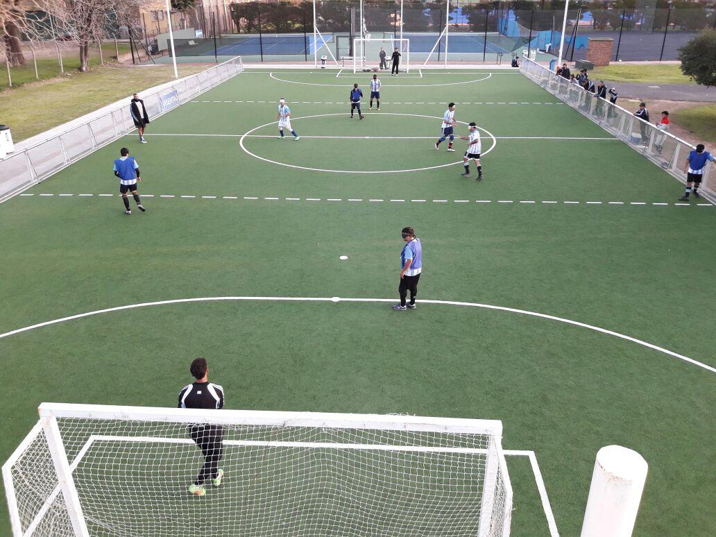 Fútbol para ciegos: Los Murciélagos se concentraron en el CENARD