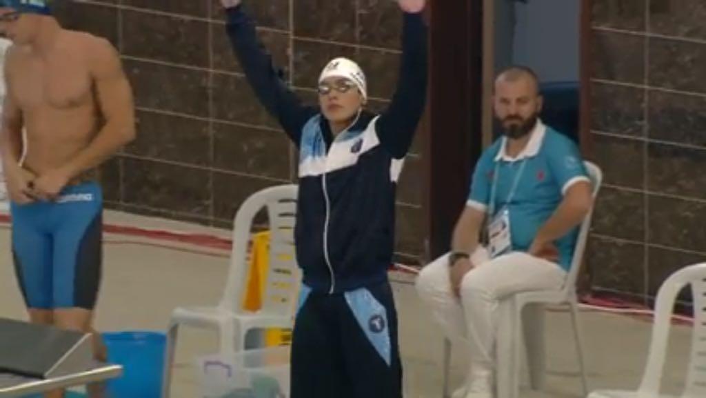 Sordolimpiadas, día 7   Argentina sumó dos diplomas en natación y el básquet perdió en cuartos
