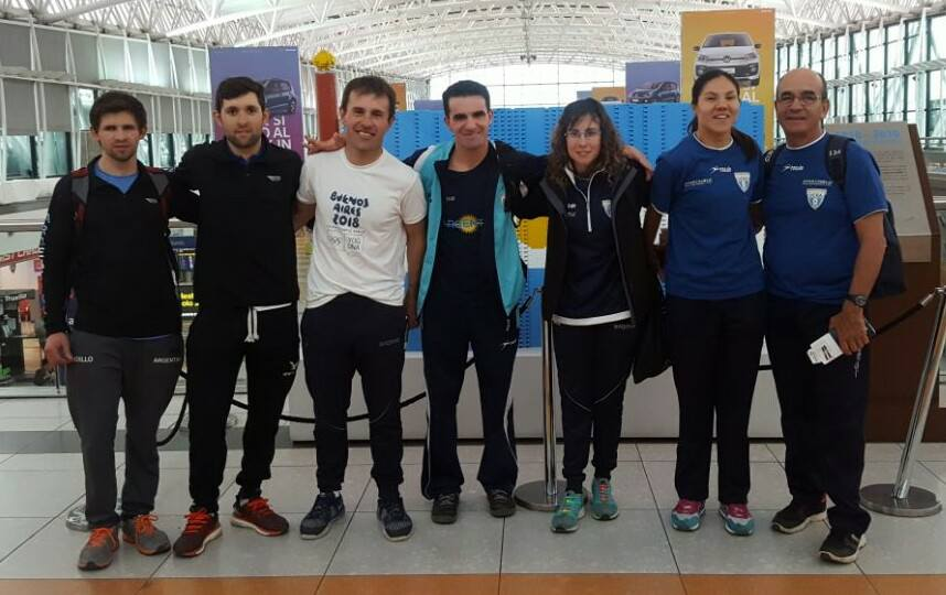 Paraciclismo: Argentina, rumbo al Mundial de Sudáfrica