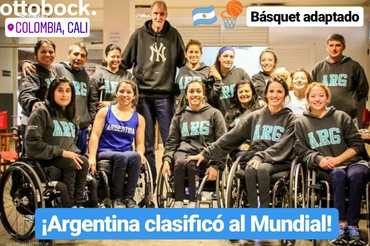 Básquet femenino: ¡Argentina, al Mundial!