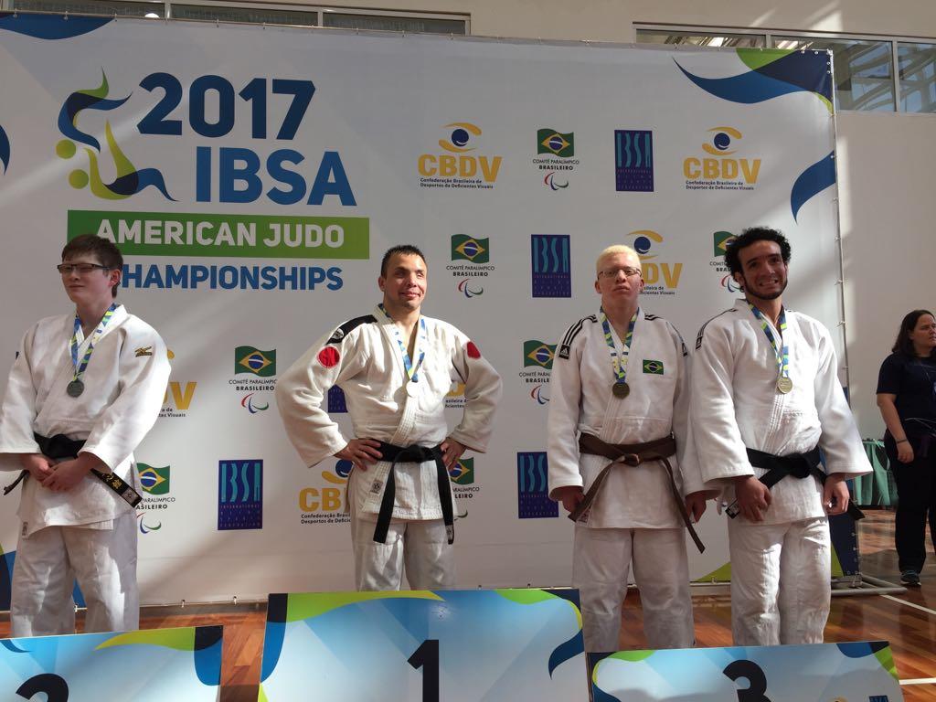 Judo: Argentina obtuvo dos oros en San Pablo