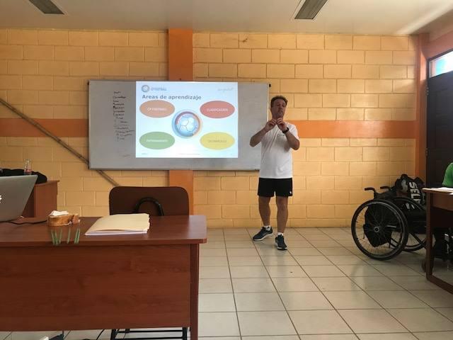 Fútbol 7: Argentina, presente en Nicaragua