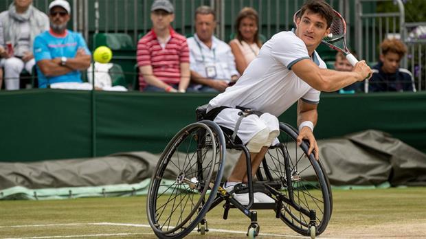 Tenis adaptado: en Estados Unidos, Gustavo Fernández vuelve a la acción