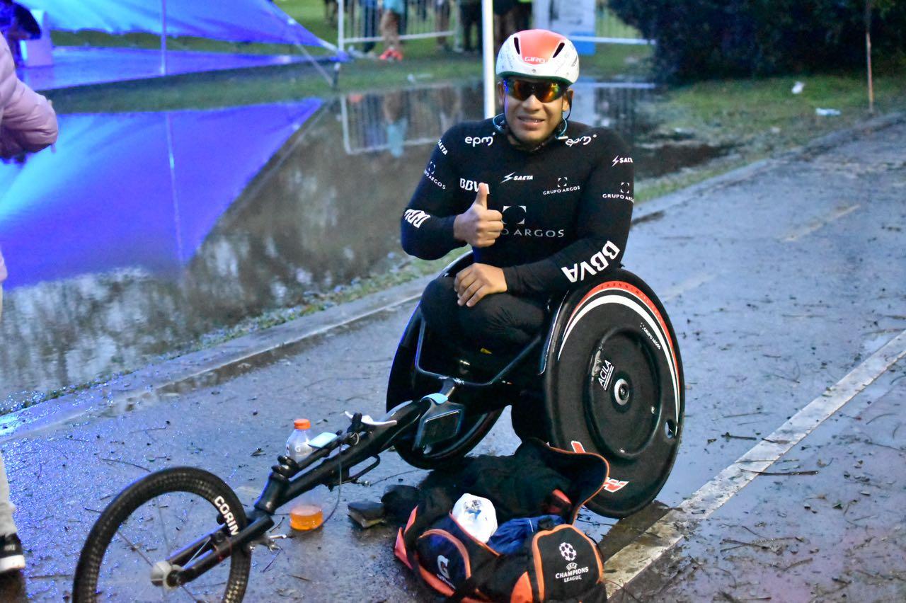 El colombiano Francisco Sanclemente ganó los 21K de Buenos Aires