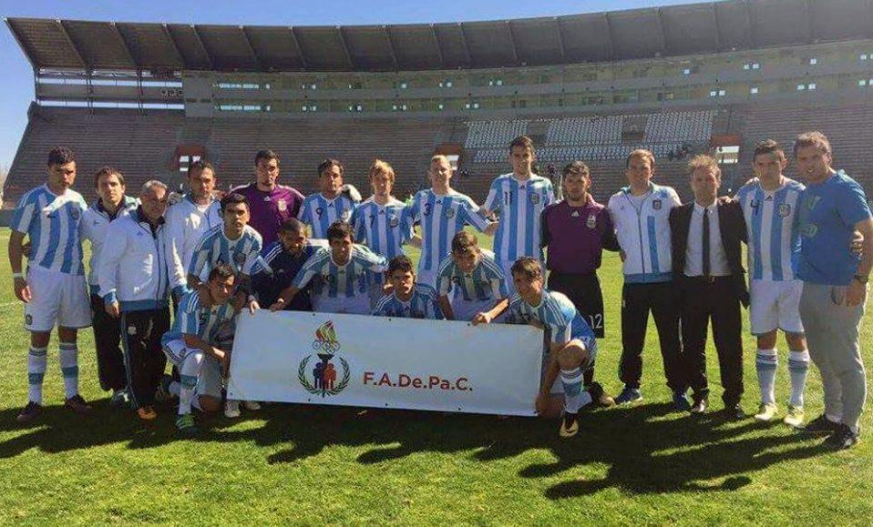 """Mundial de Fútbol 7 – Osvaldo Hernández: """"Argentina dio un paso adelante"""""""