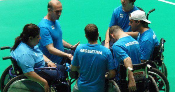 Boccia: buen comienzo de Argentina en individuales en la Copa América