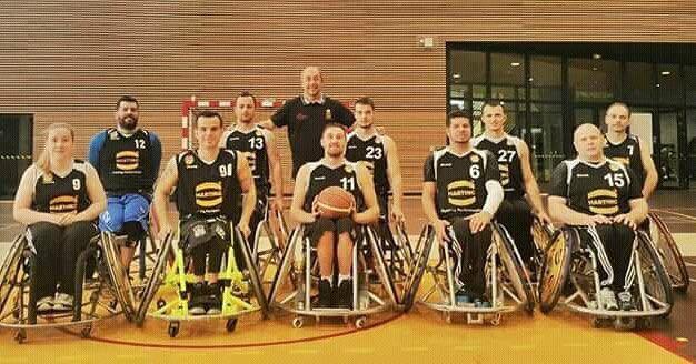 Básquet en silla de ruedas: cinco argentinos en las ligas de Europa