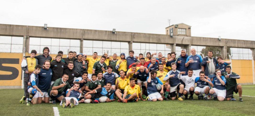 Rugby inclusivo: Los Pumpas XV sumaron una gratificante experiencia