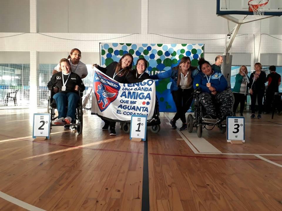 Boccia: el Torneo Nacional ya tiene sus campeones
