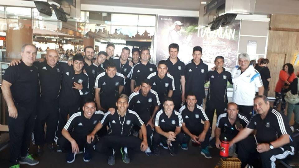 Fútbol: llegó la hora del debut para Los Halcones