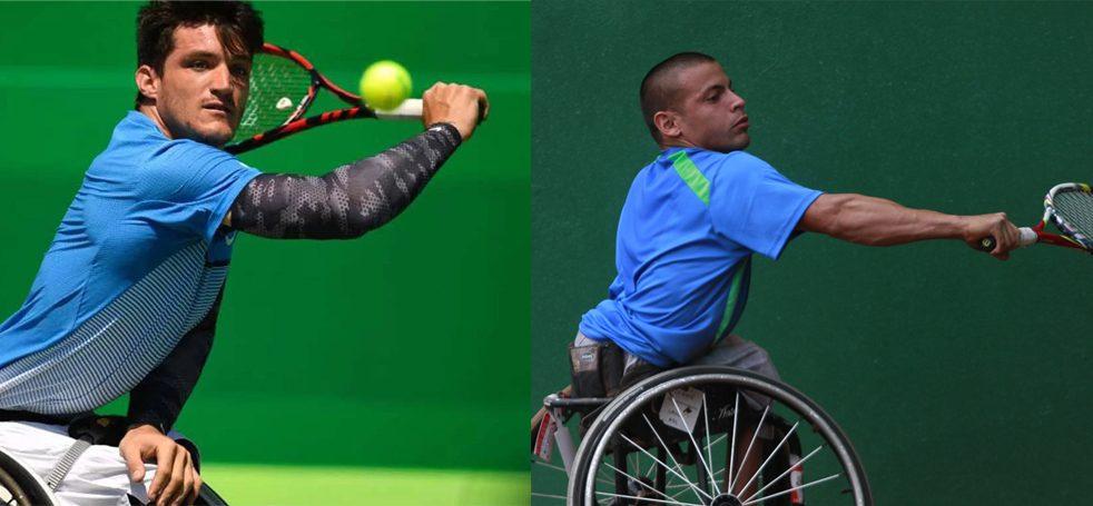 Tenis adaptado: Fernández y Casco se despidieron de sus torneos en Europa