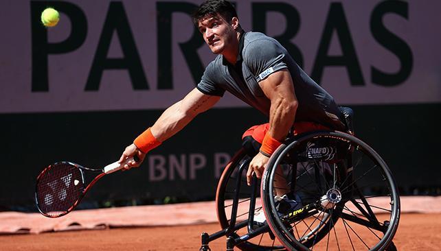 Gustavo Fernández, nominado a deportista cordobés del año