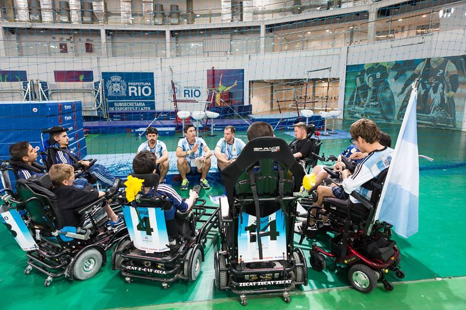 Lo mejor del 2017 | Powerchair football: Argentina, séptima potencia mundial