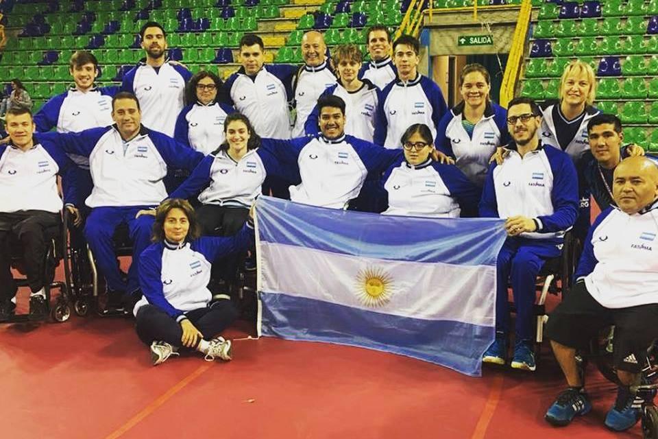 Lo mejor del año | Tenis de mesa adaptado: poderío argentino en el Panamericano