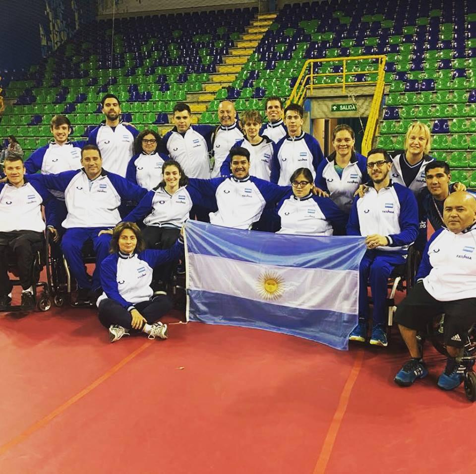 Tenis de mesa adaptado: cierre ideal para Argentina en el Panamericano de Costa Rica