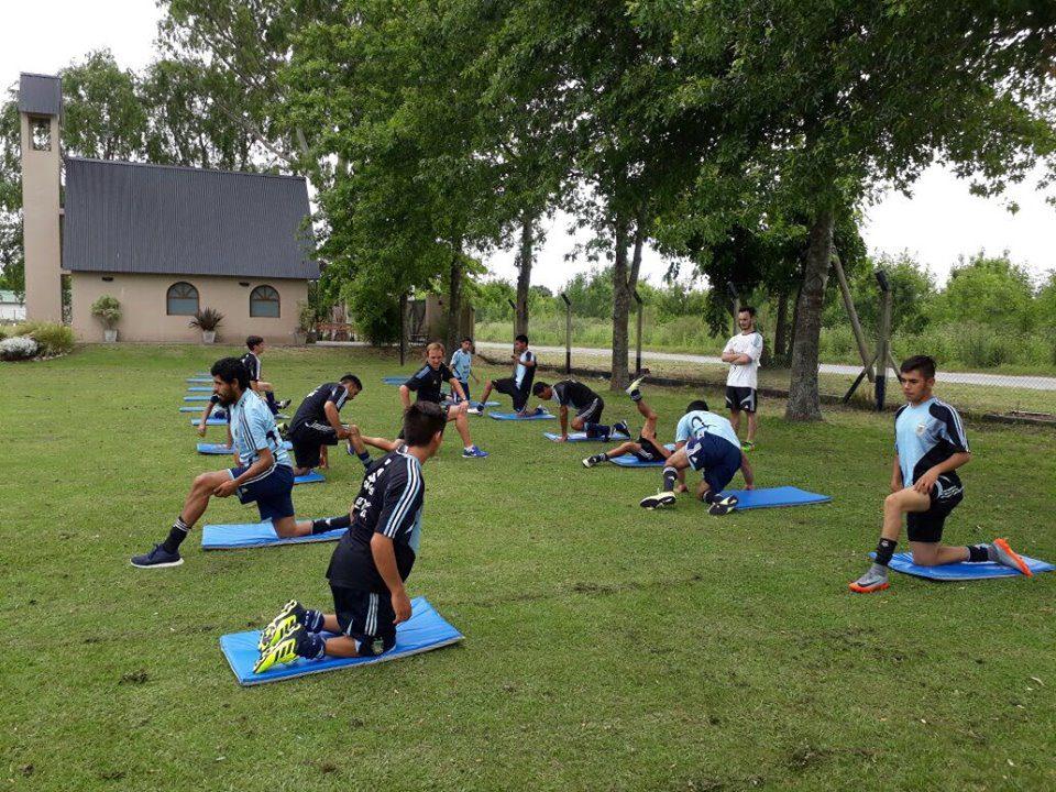 Fútbol 7: Los Tigres despidieron el año en La Plata