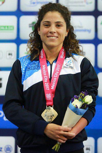 Lo mejor del 2017   Natación: Daniela Giménez, campeona del mundo