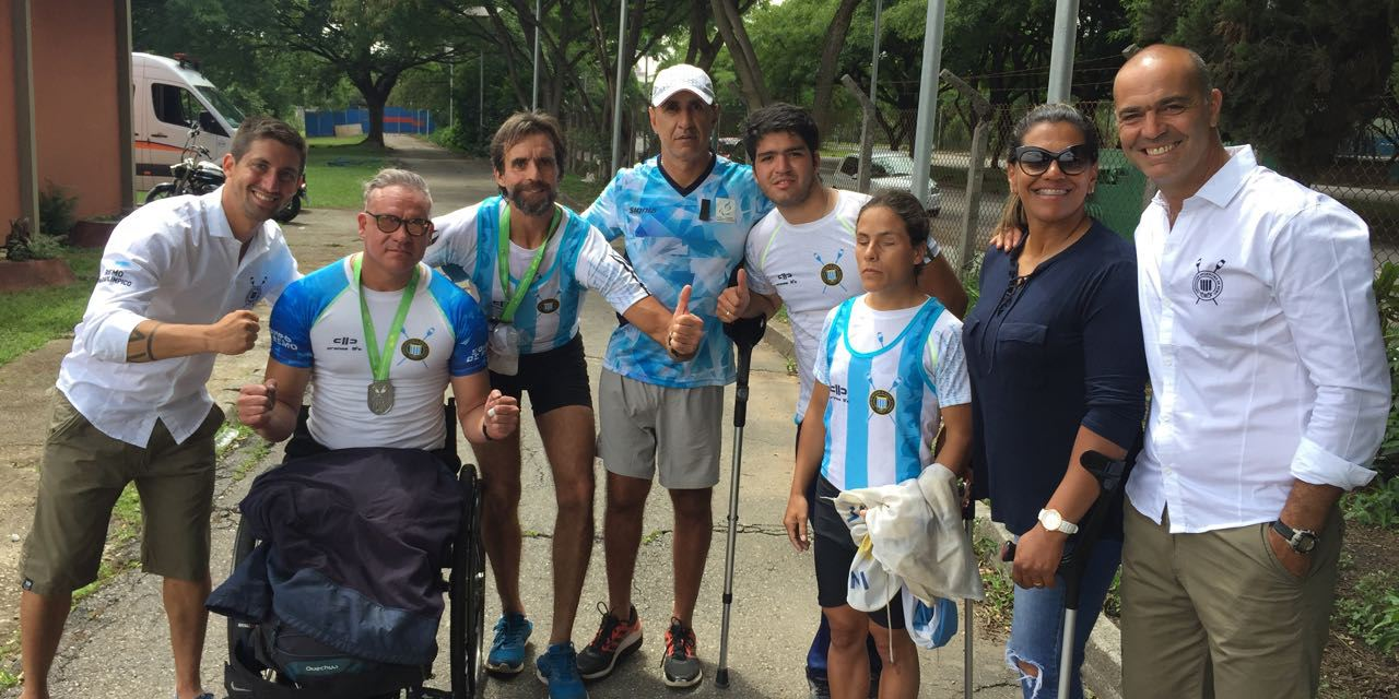 Lo mejor del 2017   Remo: Argentina se hizo fuerte en Brasil