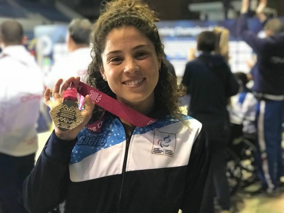 """Daniela Giménez en Paradeportes Radio: """"Esto me da confianza para el ciclo hasta Tokio 2020"""""""