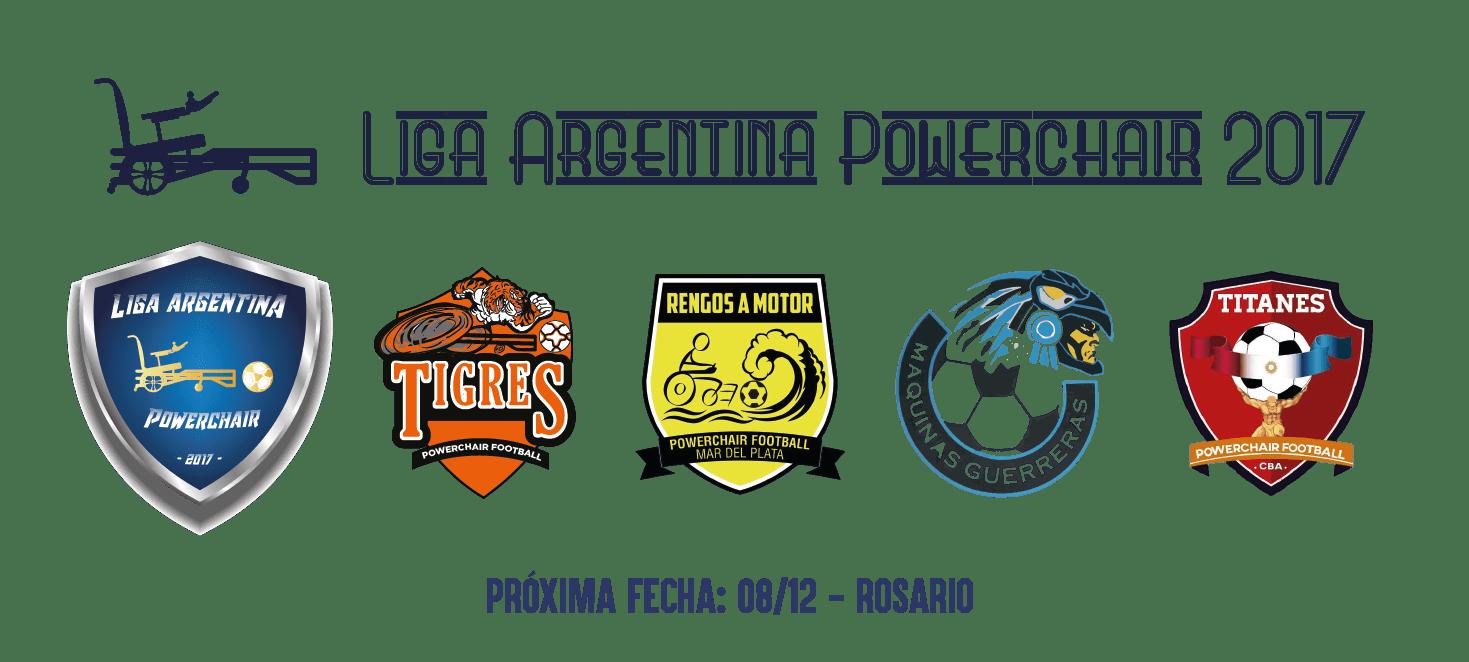 Powerchair Football: se define la Liga Nacional
