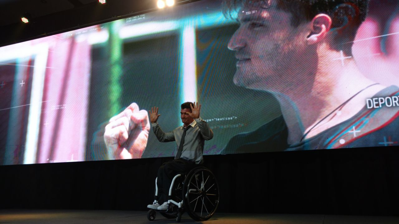 Gustavo Fernández, elegido como el deportista cordobés del año