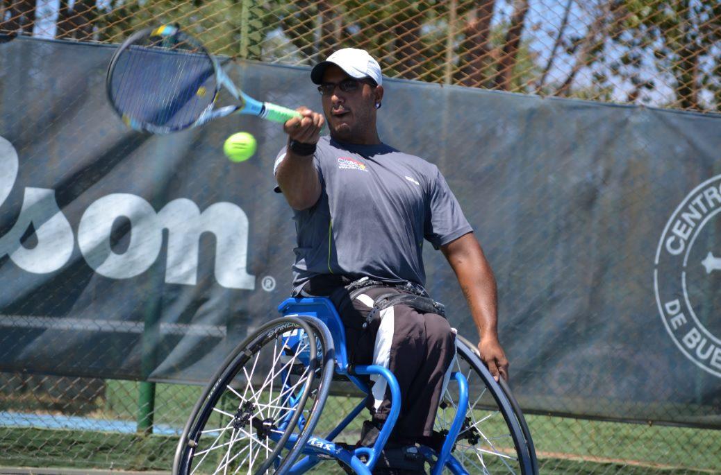 Tenis adaptado: Ledesma y Pralong, campeones en Arizona