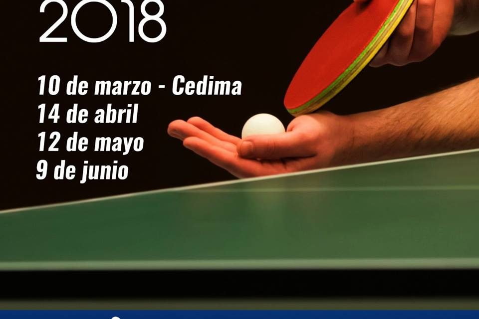 Tenis de mesa adaptado: confirmado el calendario local