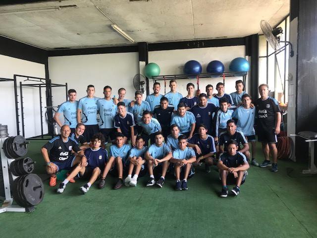 Fútbol 7: la Selección dejó su huella en Pergamino