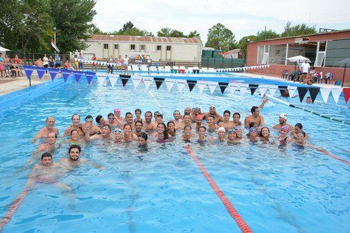 Natación: récord de presencias en el Torneo Nacional de Córdoba