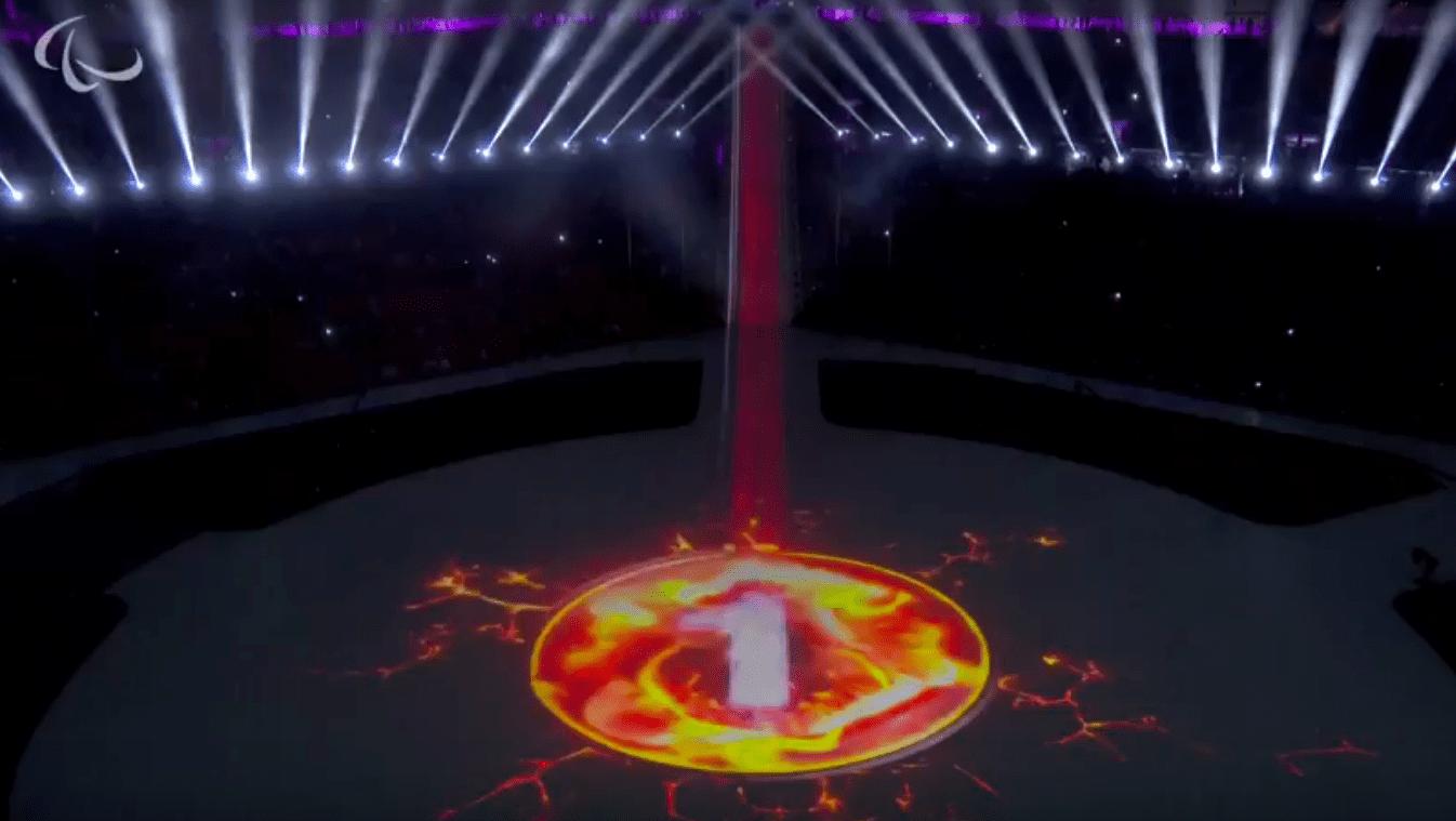 Juegos Paralimpicos de Invierno: la ceremonia de apertura de PyeongChang 2018