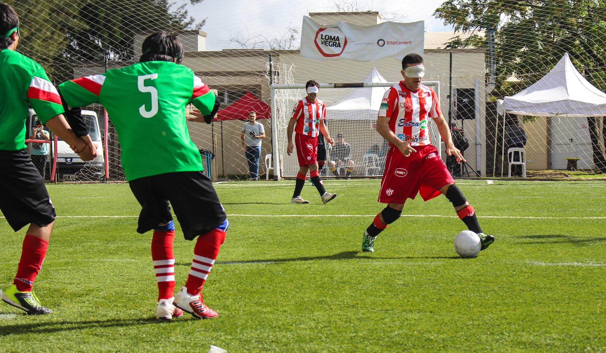 Fútbol para ciegos: el octogonal final ya tiene fecha