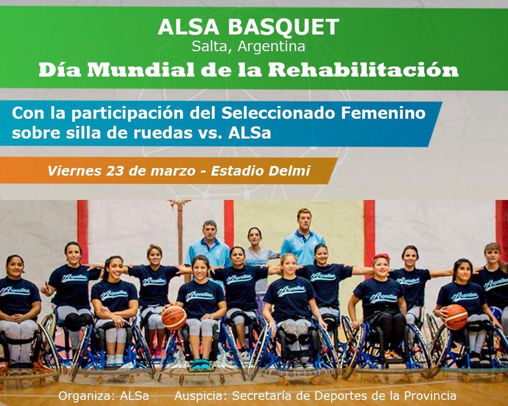 Básquet femenino: la Selección Argentina se presenta en Salta