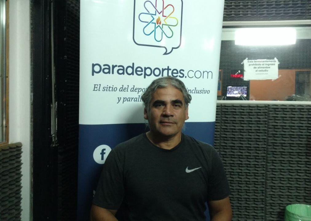 Comenzó la tercera temporada de Paradeportes Radio, con la visita de una leyenda paralímpica