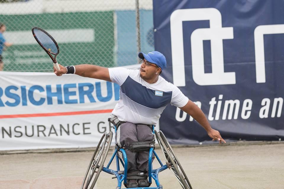 Tenis adaptado: Ledesma y Moreno avanzan en Israel