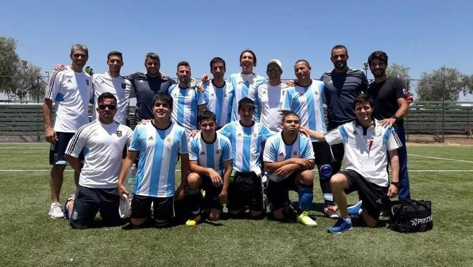 Fútbol para ciegos: Los Murciélagos ya conocen a su rivales para el Mundial