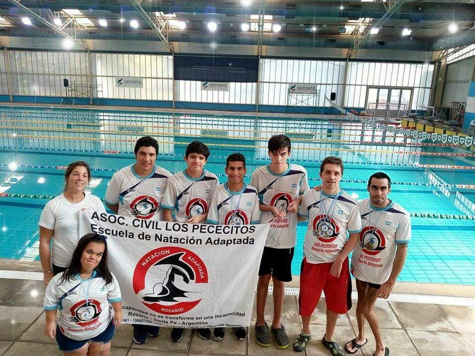Natación: el Open Argentino de FADESIR contó con la presencia de los mejores del país