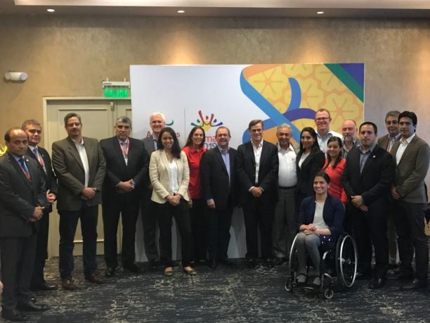 Juegos Parapanamericanos: el IPC visitó Lima