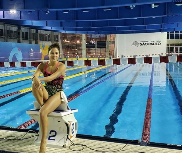 Daniela Giménez, nominada a mejor deportista paralímpica americana del mes de abril