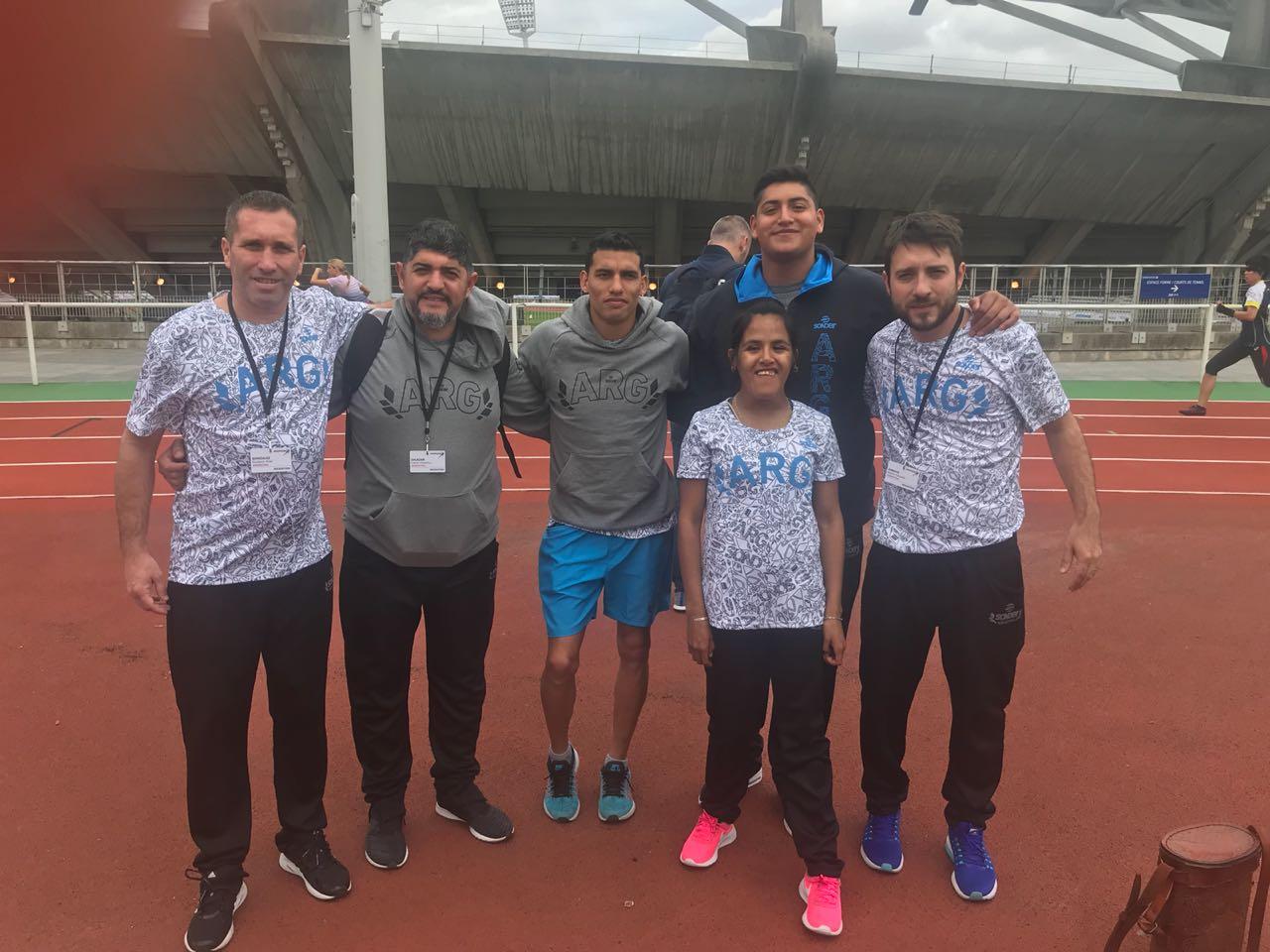 Atletismo: Argentina tuvo una excelente actuación en París