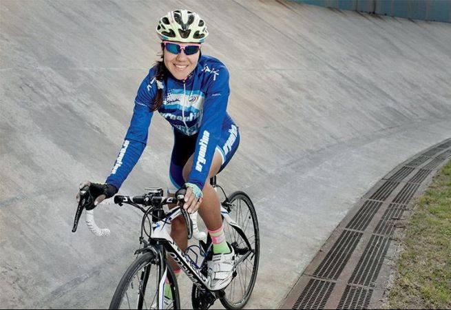 Paraciclismo: Mariela Delgado se repuso en Holanda