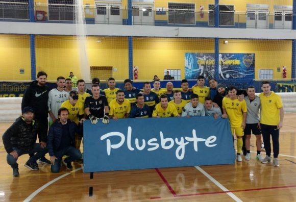 Fútbol para ciegos: Boca juntó a su equipo con el campeón de futsal