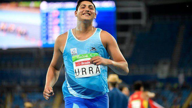 """Hernán Urra en Paradeportes Radio: """"Me sorprendió llegar al primer puesto mundial, estoy feliz"""""""
